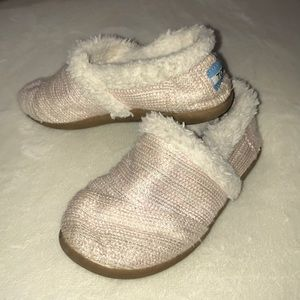 TOMS | Girls Lined Slip-On